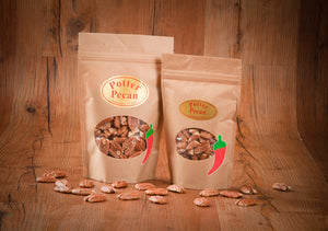 Hot Chili Spice Roasted Pecans