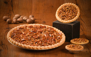 Fresh Pecan Pies | Fresh Pecan Pies from Schulenburg, TX