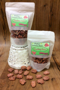Raspberry Roasted Pecans