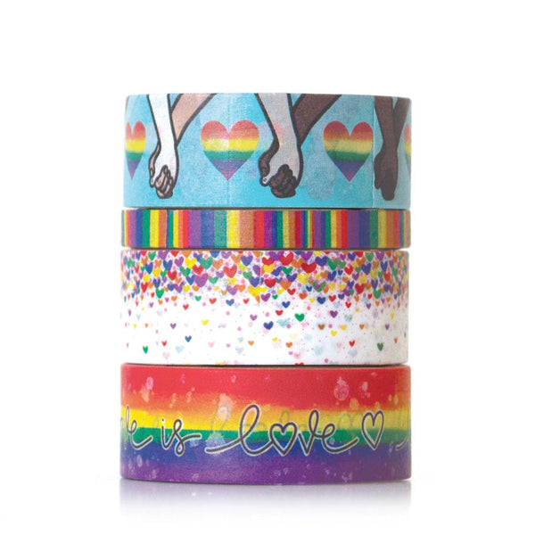 Pride Washi Tape | River & Ink x PHP Collab