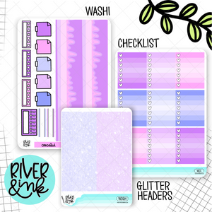Wicked Cute | Weekly Vertical Planner Stickers Kit Add Ons