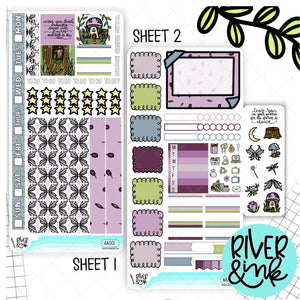 Fairy Magic | Hobonichi Weeks Sticker Kit