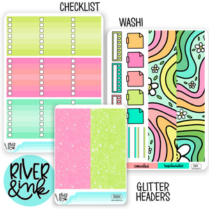 Still Growing | Weekly Vertical Planner Stickers Kit Add Ons
