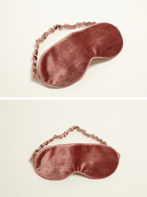 Velvet & Silk Sleep Mask