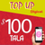 Digicel Top Up 100$