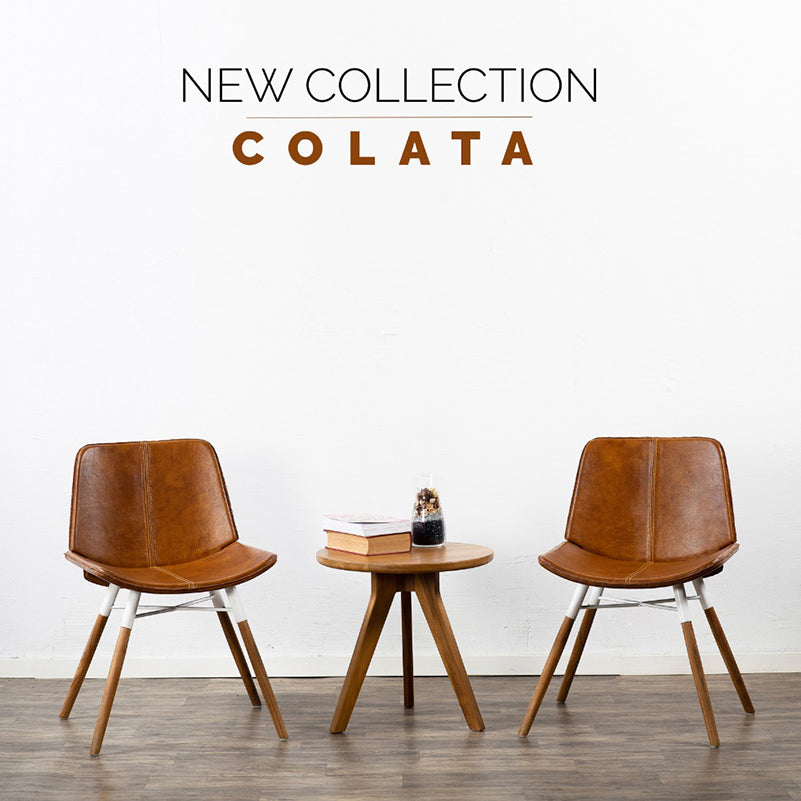 Terrific Colata Leather Chair Cjindustries Chair Design For Home Cjindustriesco