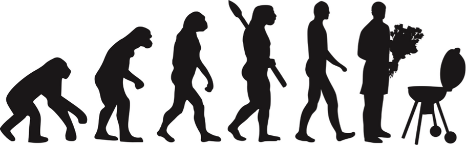 Early Man: The Evolution of the Sensitive Type