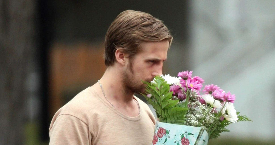 10 Manly Men in the Movies Who Gave Flowers