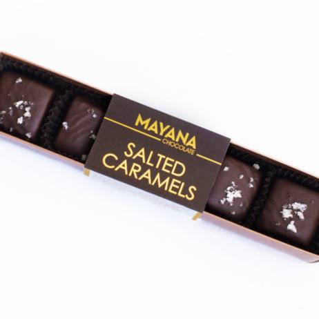Mayana Hand Crafted Salted Caramel