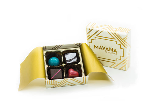 Mayana Hand Crafted Chocolate Box