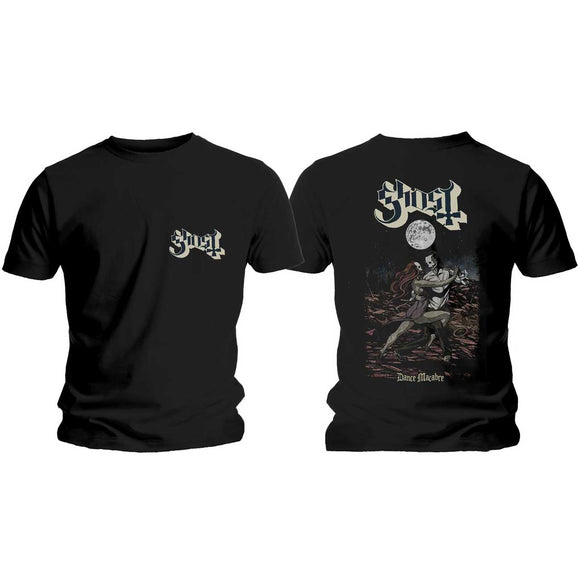 Ghost Dance Macabre Back Print T-Shirt