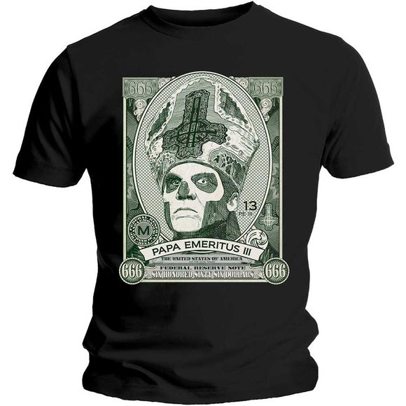 Ghost Papa Dollar T-Shirt
