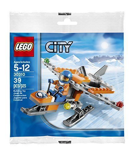 Lego City Arctic Scout 30310 Sealed Retired