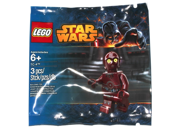 Lego Star Wars TC-4 5002122 Sealed