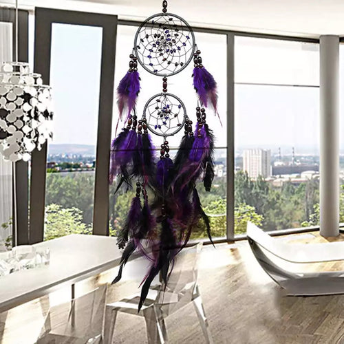 Deep Purple Dream Catcher