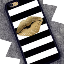 Kiss of Gold IPhone Case