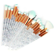 20 Piece Make Up Brush Set
