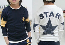 Star Long Sleeve Shirt