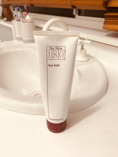180 Range Facewash/Cleanser