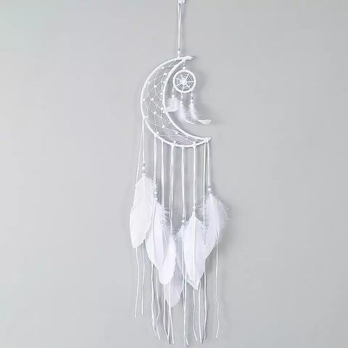 Mini Moon Dream Catcher