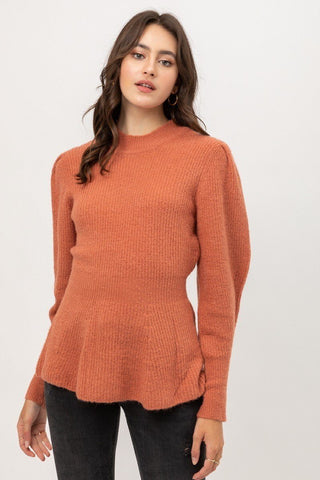 Is it fall yet? Sweater