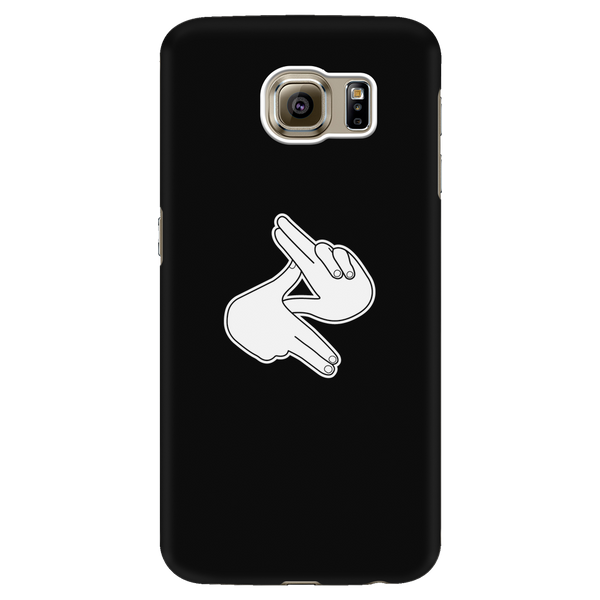 Z's Up! iPhone/Galaxy Case (Black)
