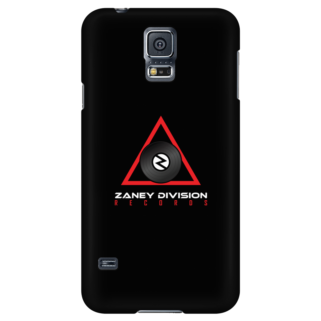 Zaney Division iPhone/Android Case (Official Red Logo)