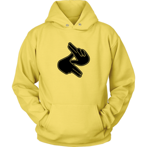 Z's Up! Hoodie (Yellow)