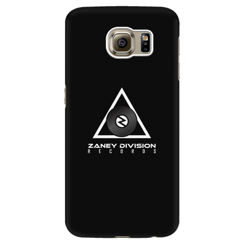 Zaney Division iPhone/Android Case (Vintage White Design)