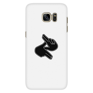 Z's Up! iPhone/Galaxy Case (White)