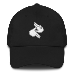 Z's Up! Dad Hat (Black)