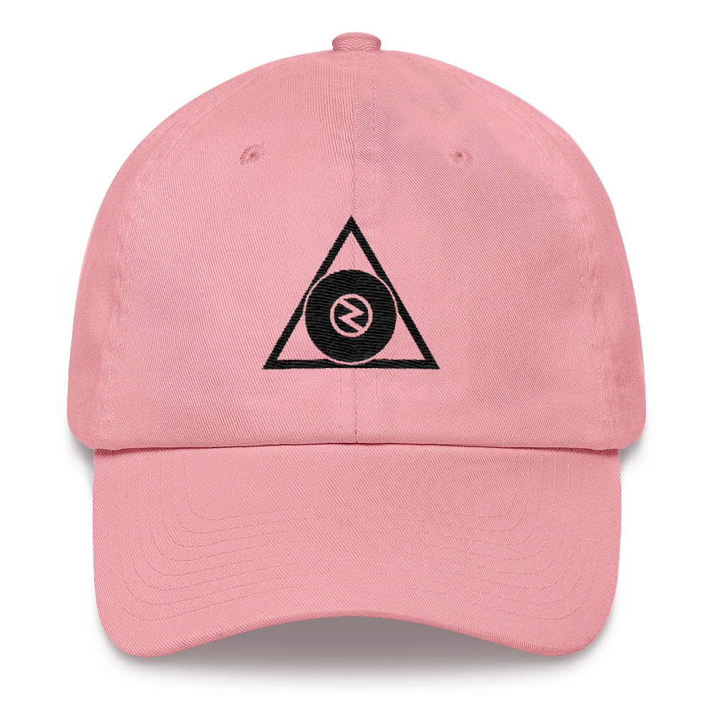 Zaney Division Dad Hat (Pink)