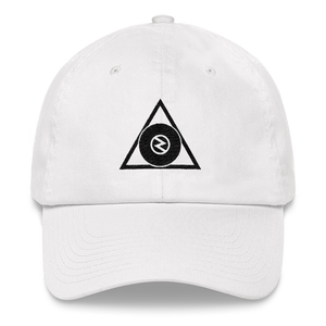 Zaney Division Dad Hat (White)