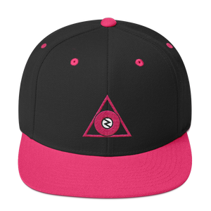 Zaney Division Official Snapback (Pink/Black)
