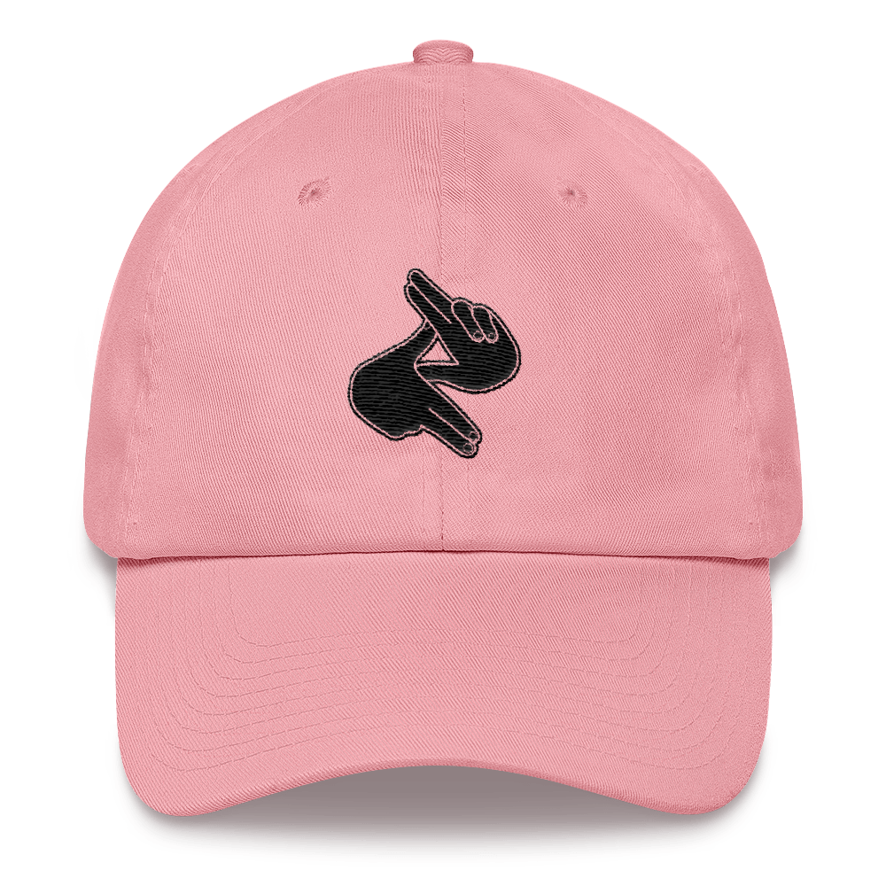 Z's Up! Dad Hat (Pink)