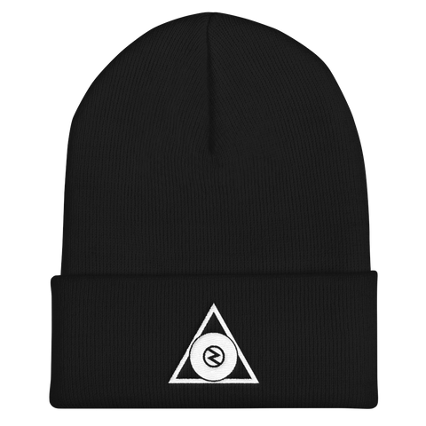 Zaney Division Beanie (Black)