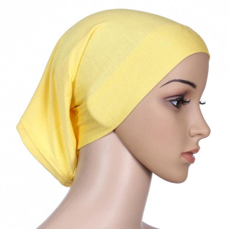 Yellow Underscarf
