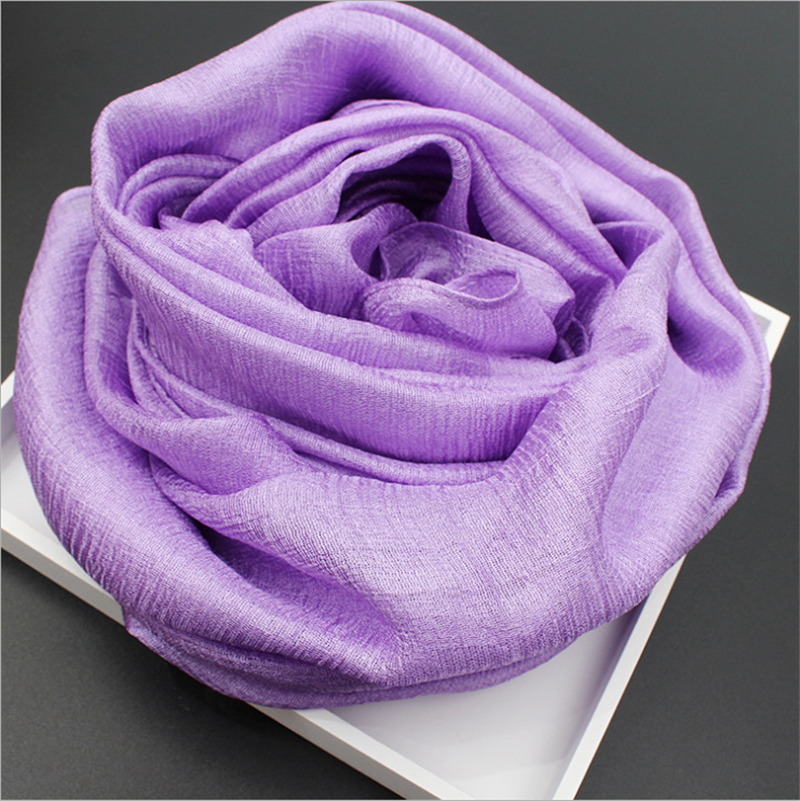Purple Shimmer Hijab
