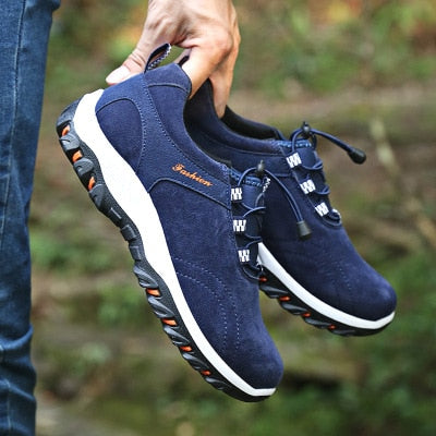 HOT 2017 new mens Casual Shoes canvas shoes for men Lace-up Breathable fashion summer autumn Flats fashion Male shoes