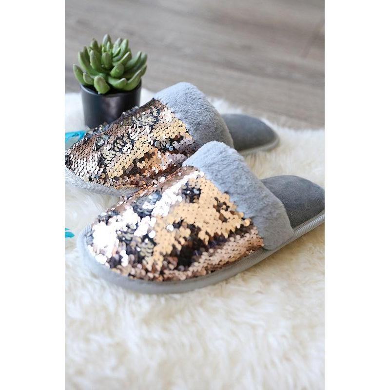 Sequin Slippers-[option4]-Trendy-Womens-Clothing-Store-Shop-The Beauty Alley Boutique Inc