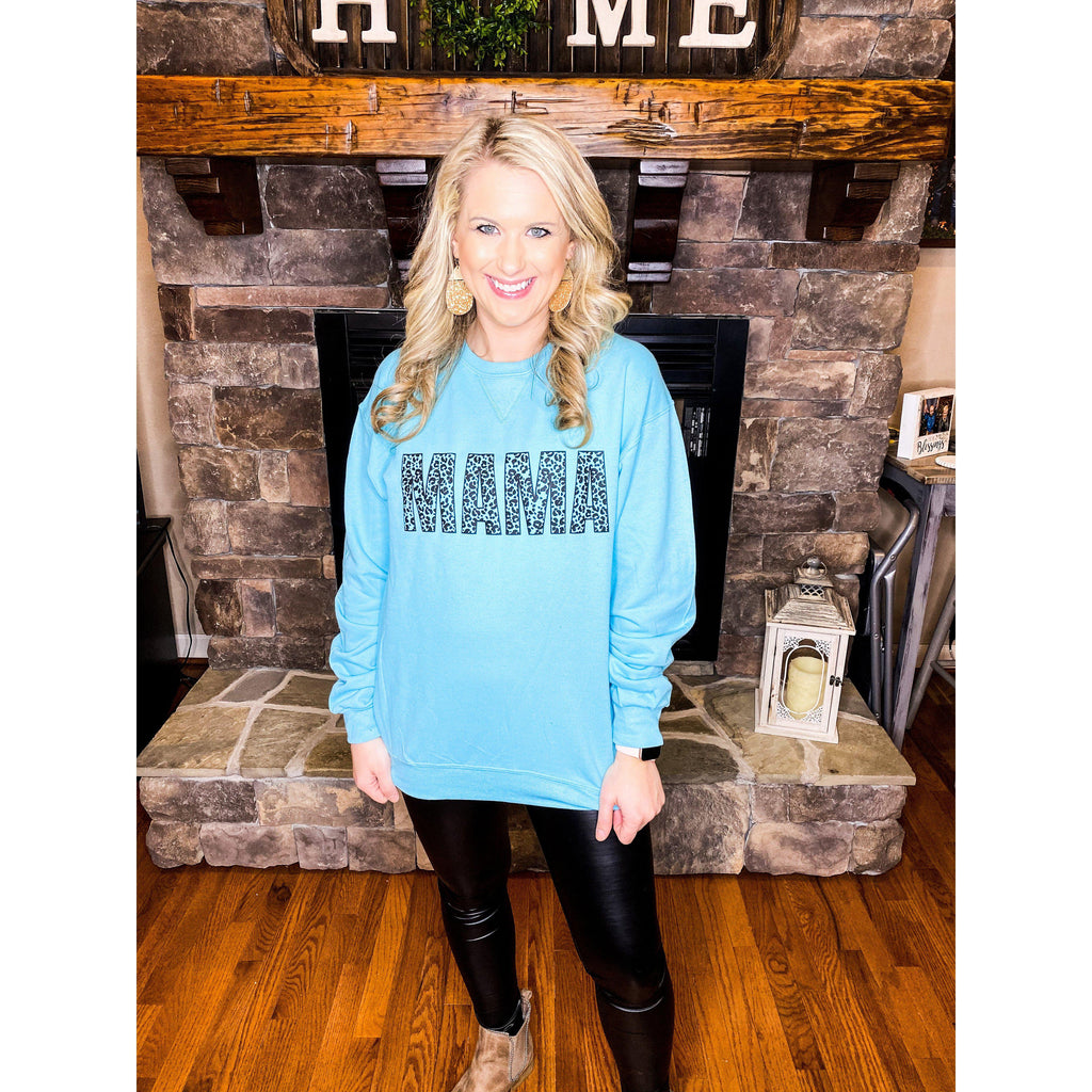 Aqua Mama Cheetah Sweatshirt-[option4]-Trendy-Womens-Clothing-Store-Shop-The Beauty Alley Boutique Inc