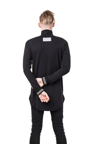 NIGHTHAWK HIGH NECK TOP