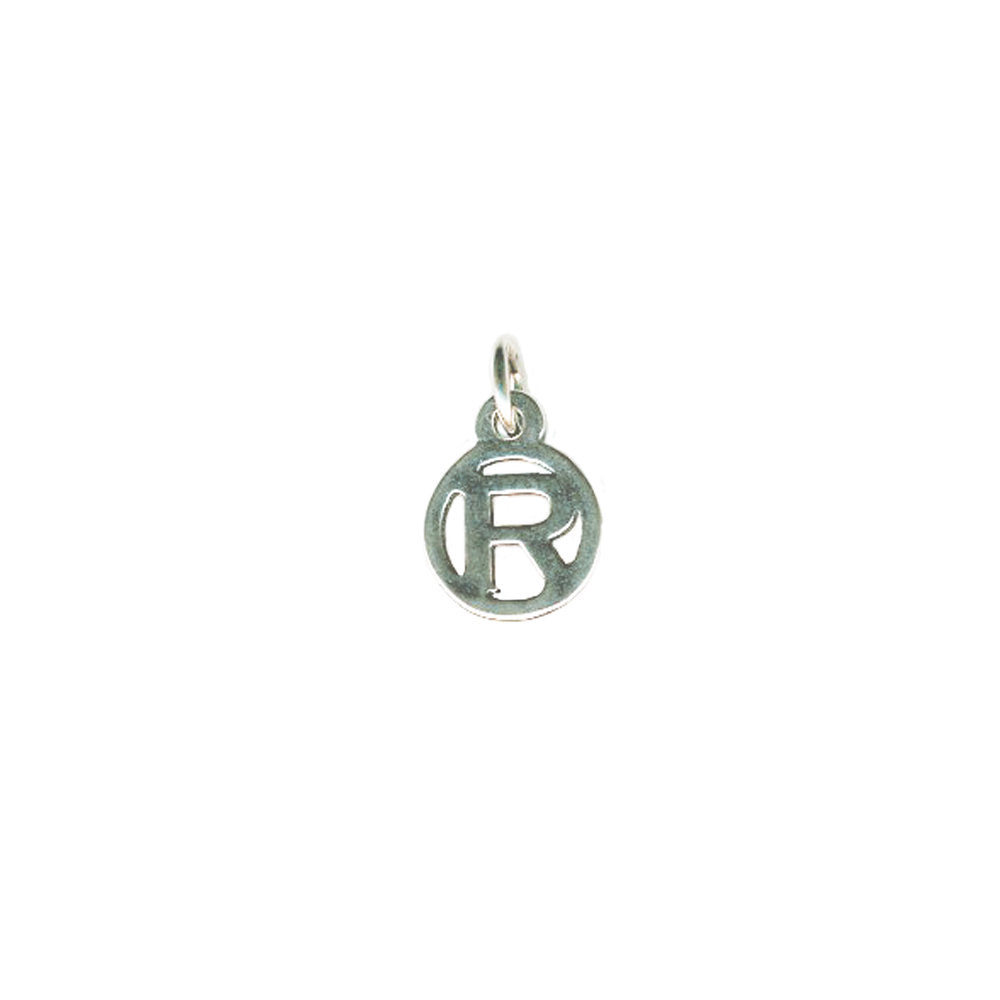 R Tiny Initial Charm