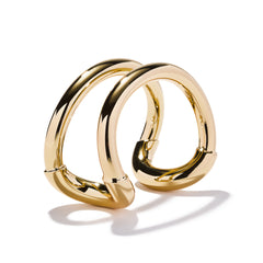 The Original Cortina Cuff Gold