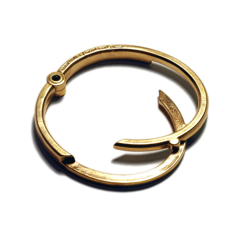 Latch Cuff Brass