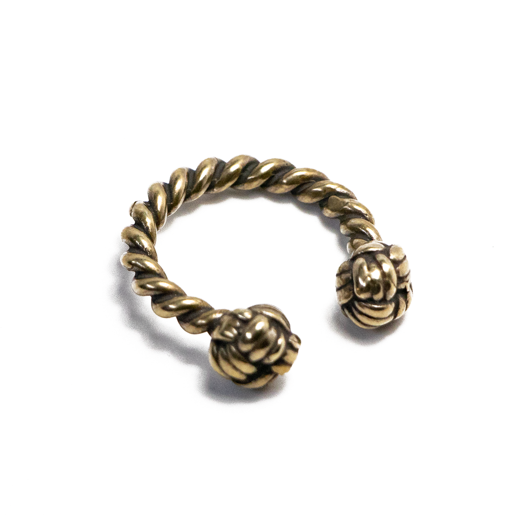 Twisted Sailors Knot Ring