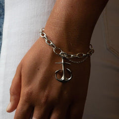 Limited Edition Anchor Bracelet