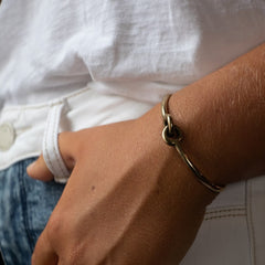 Skinny Archer Cuff Rose Gold