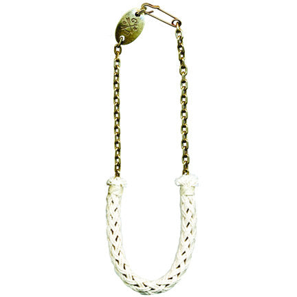 Coach Whip Necklace