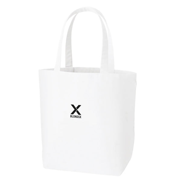 X-Logo Canvas Tote Bag